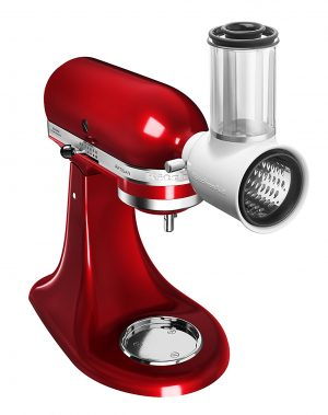 KitchenAid 5KSMVSA: una grattugia utile ed efficace. SOPRI IL PREZZO!