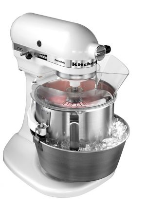 Kitchenaid Heavy Duty 5KPM5 gelatiera