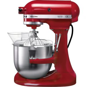 Kitchenaid Heavy Duty 5KPM5 rossa