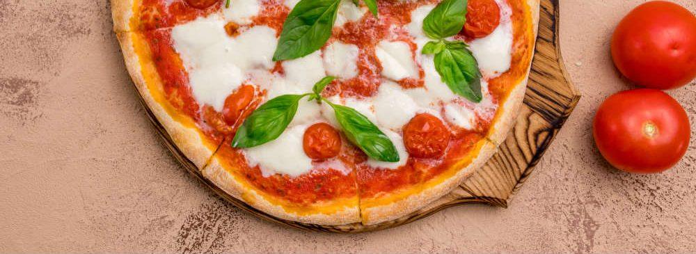 Impasto per pizza con la planetaria
