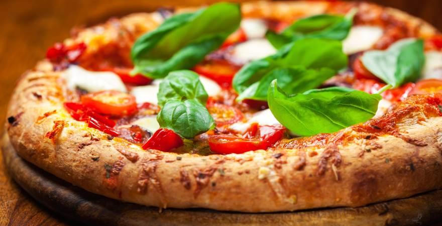 Impasto per pizza napoletana con planetaria